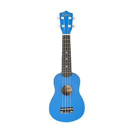 Ukelele Soprano Azul