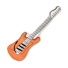 Cojín de guitarra eléctrica Naranja