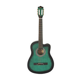Guitarra Clásica Cutaway 38