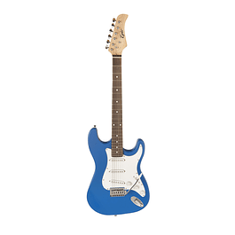 Guitarra Eléctrica  Azul 39