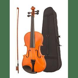 Violin 4/4 con estuche y Afinador