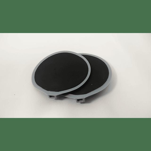 Electrodos de silicona
