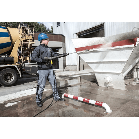 Hidrolavadora Agua Caliente HDS 6/14 C Professional