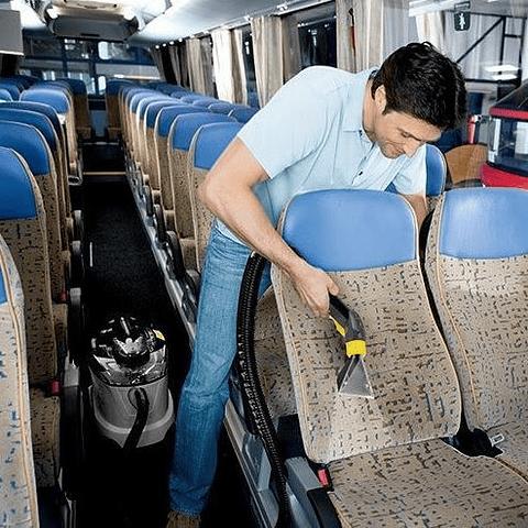 Limpiadora de Tapices Karcher Puzzi 8/1 C Professional