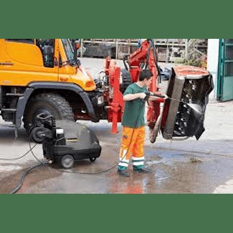 Hidrolavadora Agua Caliente Karcher HDS 7/16 C