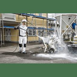 Arriendo Hidrolavadora Agua Caliente Karcher 2.000 psi (140bar)