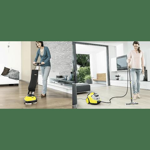 Arriendo kit limpiador piso flotante