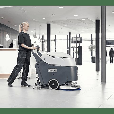 """Vacuolavadora Hombre caminando Nilfisk SC450 B (20""""  Batería)"""