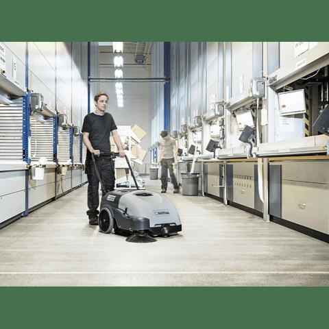 Barredora Hombre Caminando Nilfisk SW 750 (Bateria)