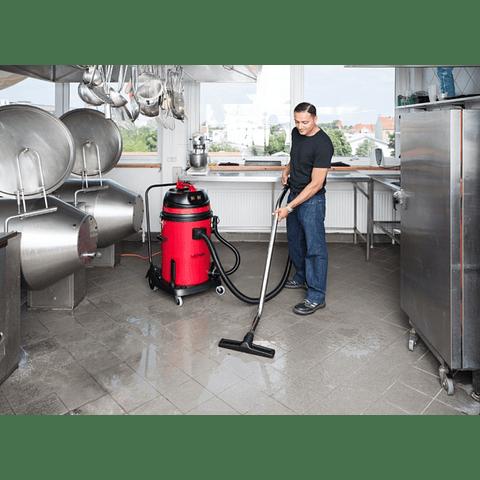 Aspradora Polvo Agua Viper LSU 155 55Lts