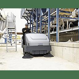 Servicio de Barrido Mecanizado Interior y Exterior