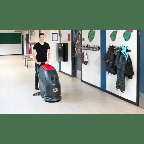 "Vacuolavadora Hombre Caminando Viper AS430/40B (17"", batería)"