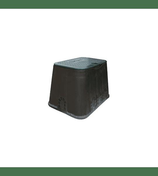 CAJA CUBRE VALVULA RECTANGULAR GRANDE 64X30X48 CM