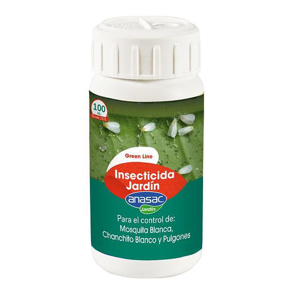 INSECTICIDA JARDIN GREEN LINE (100 CC)