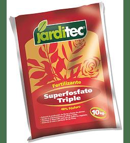 FERTILIZANTE SUPERFOSFATO TRIPLE (10 KG) JARDITEC
