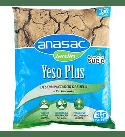 DESCOMPACTADOR DE SUELO - YESO PLUS (3,5 KG) ECO OPCION
