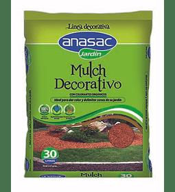 MULCH DECORATIVO CAFÉ (30 L)