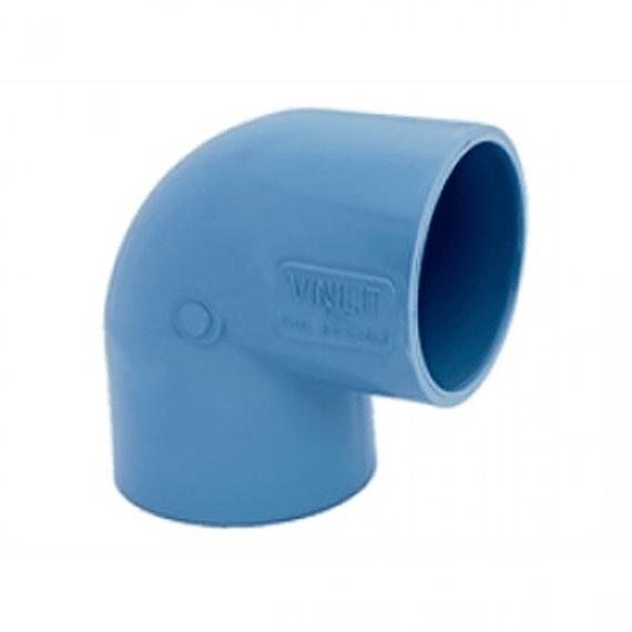 CODO PVC PRESIÓN 90° / 32 mm