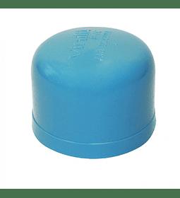 TAPA GORRO PVC 40 mm