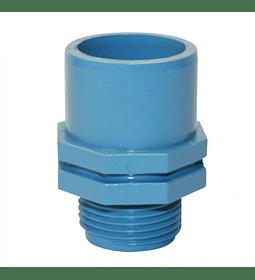 TERMINAL PVC CE/HE 50/40 X 11/4