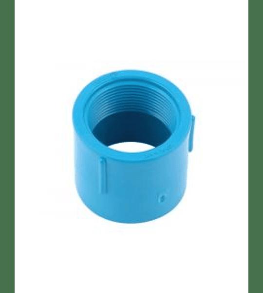 "TERMINAL PVC CE/HI 25X3/4"""