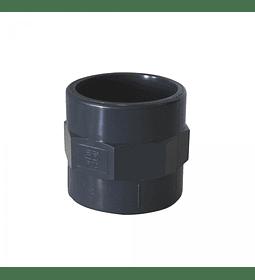 TERMINAL PVC CE/HI 40X11/4