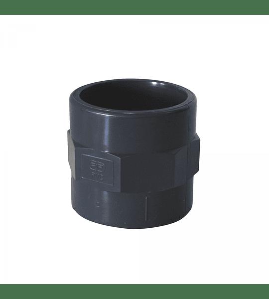 "TERMINAL PVC CE/HI 40X11/4"""