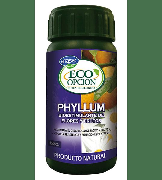 BIO ESTIMULANTE PHYLLUM (150 CC) ECO OPCIÓN