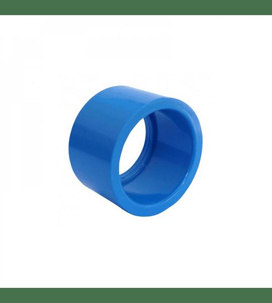 BUJE CORTO PVC REDUCCIÓN 40 a 32 CE
