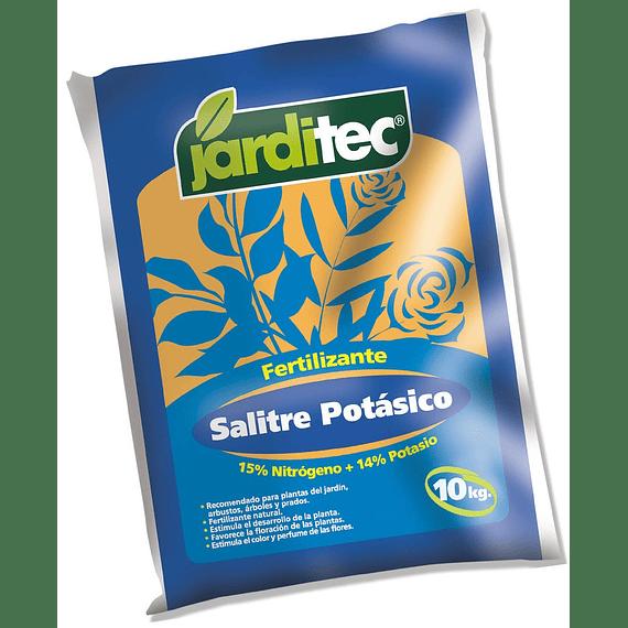 FERTILIZANTE SALITRE POTÁSICO (10 KG) JARDITEC