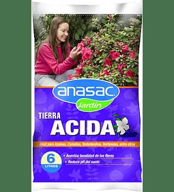 TIERRA ÁCIDA (6 L)