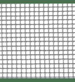 MALLA QUADRA 10 MM GRIS 0.5 X 5 M