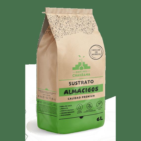 SUSTRATO ALMÁCIGOS CHAKRANA (6 L)