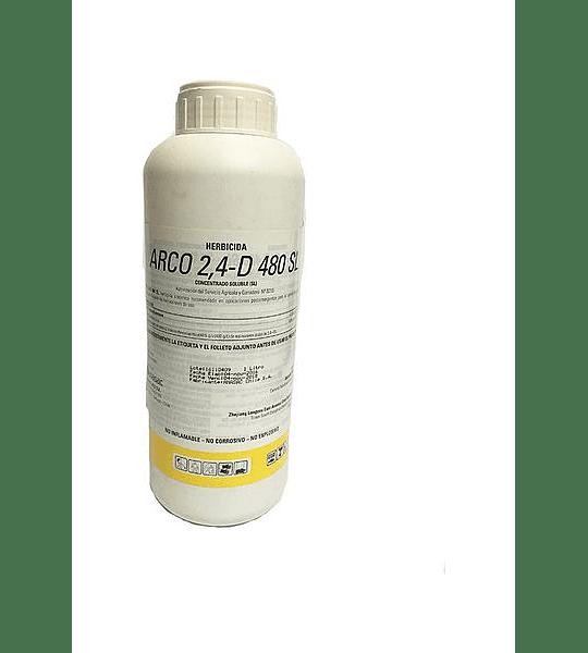 HERBICIDA ARCO 2,4 D 480 SL (1 L) Selectivo Césped