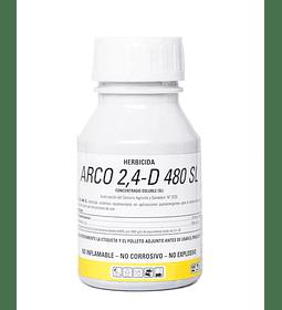 HERBICIDA ARCO 2,4 D 480 SL (250 CC) Selectivo Césped