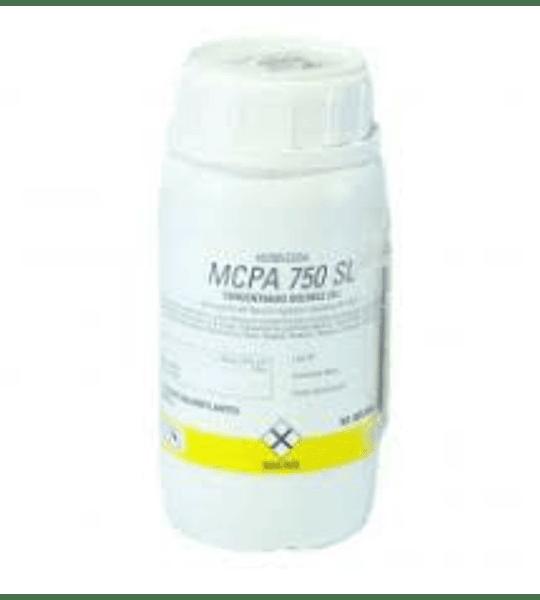 HERBICIDA MCPA 750 SL (250 CC) Selectivo Césped