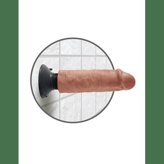 Vibrador Realístico King Cock 6