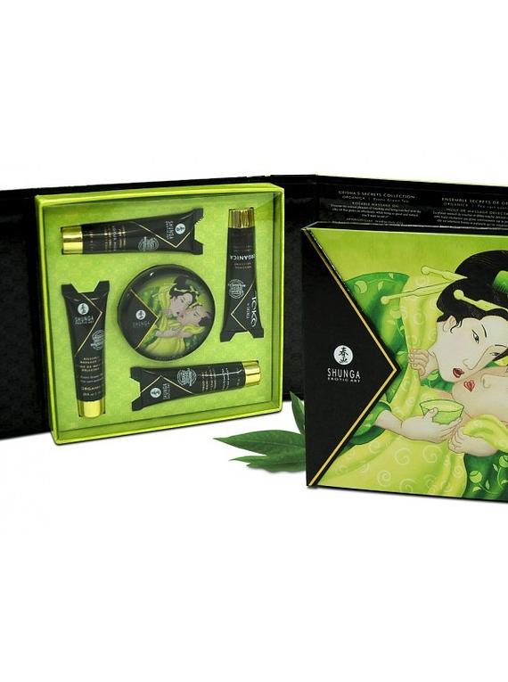 Kit Secretos de la Geisha Orgánico