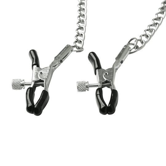 Pinzas para Pezones con cadena
