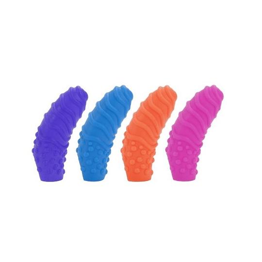 Dedos de Silicona Ajustables