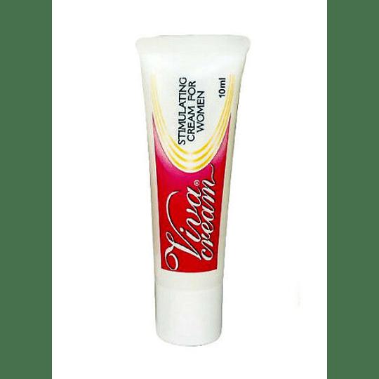 Crema Estimulante Femenina Viva