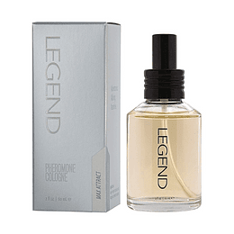 Perfume Masculino c/ Feromonas Max Legend