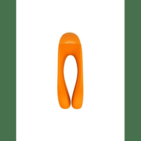 Vibrador para Dedo Satisfyer Candy Cane