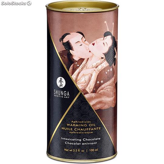 Aceite Besos Íntimos Chocolate