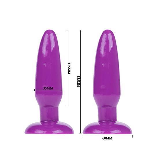 Purple Dream Plug Anal