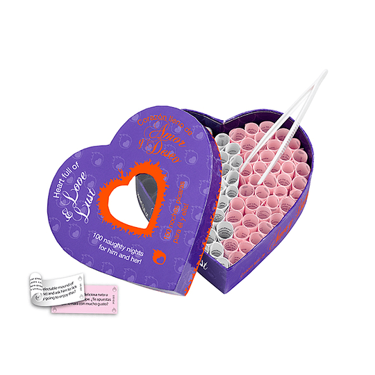 Corazon amor y deseo
