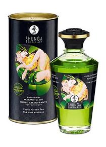 Aceite Besos Íntimos Te Verde Organico