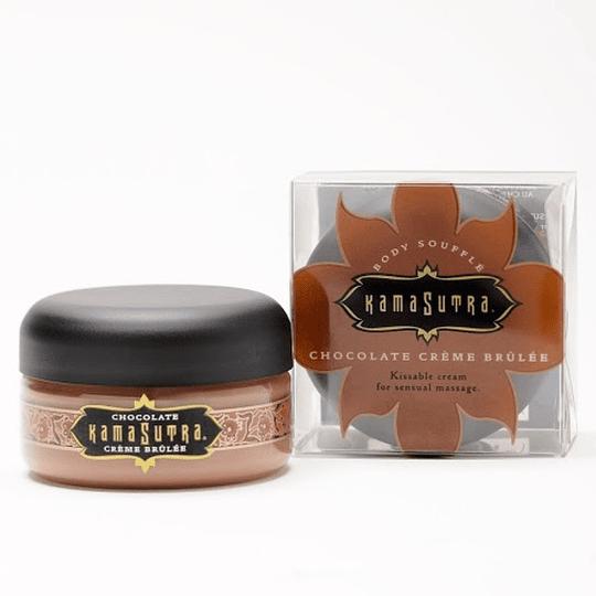 Crema de Masaje Comestible Chocolate Kamasutra