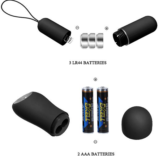 Calzon Vibrador Colaless c/ Bala Control Remoto ( sin cable )