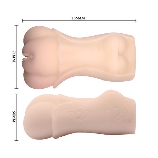 Masturbador Vagina Realística Pequeña